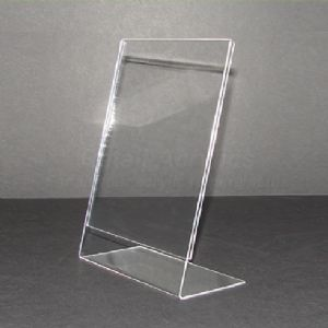 A4  Single Sided Poster Display Stand